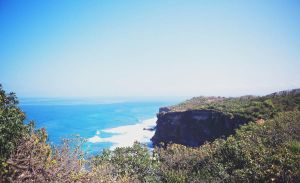 Uluwatu Seascape by wisephotography