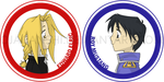 buttons - fma by quartermaester
