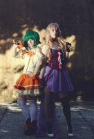 Lion Macross Frontier by DinyChan