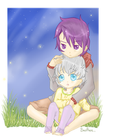 Me And My Oniichan by Strobotic
