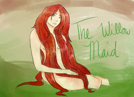 The Willow Maid by SelCouth-Masquerade