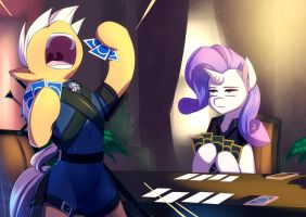 Quest Failed: Friends with Benefits by bakki