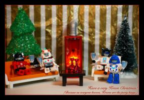 Kreon Christmas by The-Starhorse