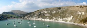 Lulworth Cove 07 by asm495