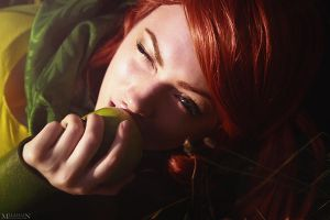 DotA 2 - WR - An apple by MilliganVick