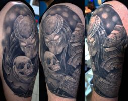 predator by sass-tattoo