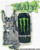 Twidget Drink Badge by ZinStone