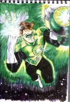 Green Lantern by Draugwenka
