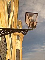 Lampadaire. by Zwoing