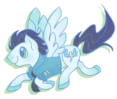 Soarin by CloudBrownie