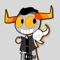 tavros nitram by Lol-Tusci