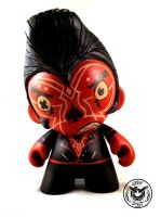 Rockabilly Ace Munny by SpicyDonut