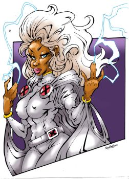 :Storm: by Kenji-Seay