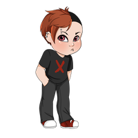 Tiny Harrison by luddles