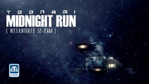 Toonami Midnight Run Promo (ETS Channel Version) by ETSChannel