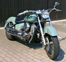 Yamaha V Star Custom 650 -2 by cmdpirxII