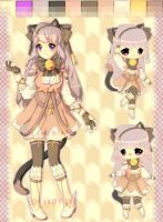 Adoptable set 05 - CLOSED by plurain