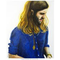 Wayne Sermon by vitoriaguidugli