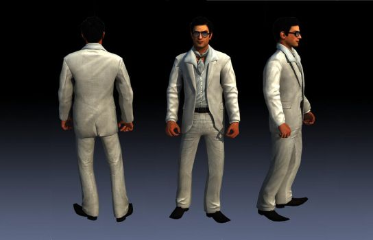Vito Scaletta Suit 4 From DLC Vegas Skin For SA by Elpadrino1935