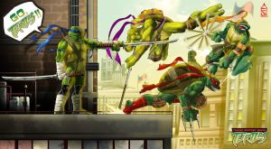 Teenage_Mutant_Ninja_Turtles by ZehB