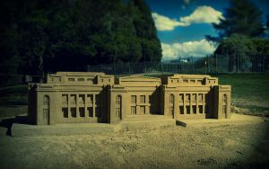 Sand Mansion by SxyfrG