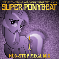 Super Ponybeat Vol. 056 Mock Cover by TheAuthorGl1m0