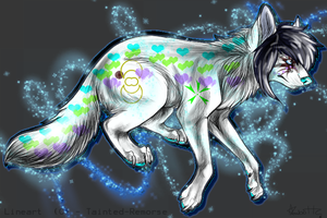 Adoptable wolf [closed] by WolfStar991