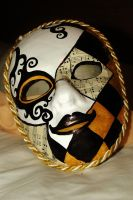 Venetian mask - Music and Madness by spirit0407