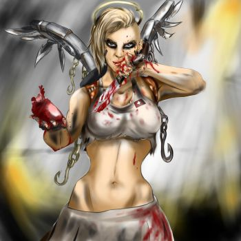 Mercy - raider (ButcherDoctor) by OrcBoozer