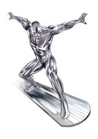 Silver Surfer by thesilvabrothers