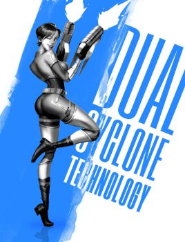 Dual Cyclone Technology by 2dforever