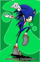 Sonic the Hedgehog by k1llerRabbit
