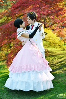 Enchanted - Eren and Levi SNK by TikyTheRipper