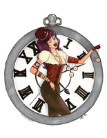 Lost and Found: Timekeeper by DesignedByLaura