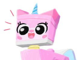Dsc Princess Unikitty by LeSam