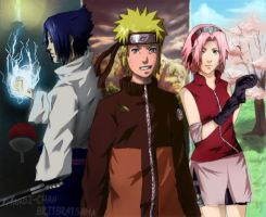 +Team 7+ by mandi-chan