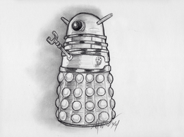The Daleks Are Coming by PenguinAttackStudios