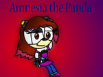 About Amnesia the Panda by CrazyShadowGirl