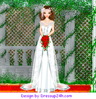 Princess Bride - Wedding Dress up Game by willbeyou