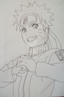 Here We GO! Naruto Uzumaki by SakakiTheMastermind