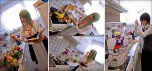 Code Geass: C.C.'s Cooking by Green-Makakas