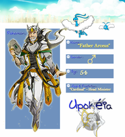 : Upokeia : Father Arceus by keldeos