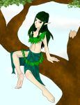 Forest Gypsy by kingofthedededes73