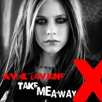 Avril Lavigne- Take Me Away by JowishWuzHere2