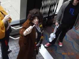 The Fourth Doctor by Jacky-the-Nerd