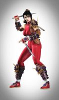 Taki Soul Calibur 4 by Sithlord43