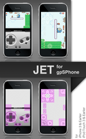 JET gpSPhone Controller Skin by r3dlink13