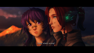 DPS collab - Movie screenshot spoof by MLeth