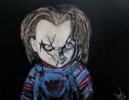 Curse of Chucky by AmandaPainter87
