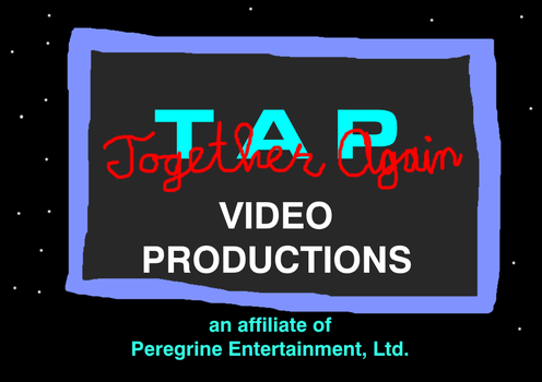 Together Again Video Productions (Drawn 1987 Logo) by MikeEddyAdmirer89